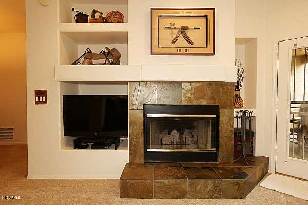 Photo #7 Great Room-Fireplace