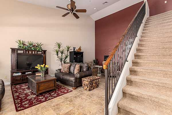Photo #4 Stairway to other bedrooms