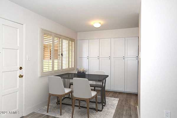 Photo #6 dining room (virtually staged)